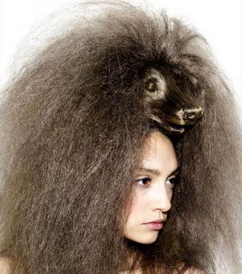 gaya rambut hebat