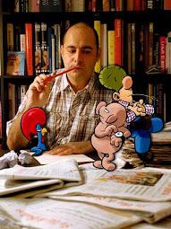 Andrés Meixide Ilustrador de Formigas