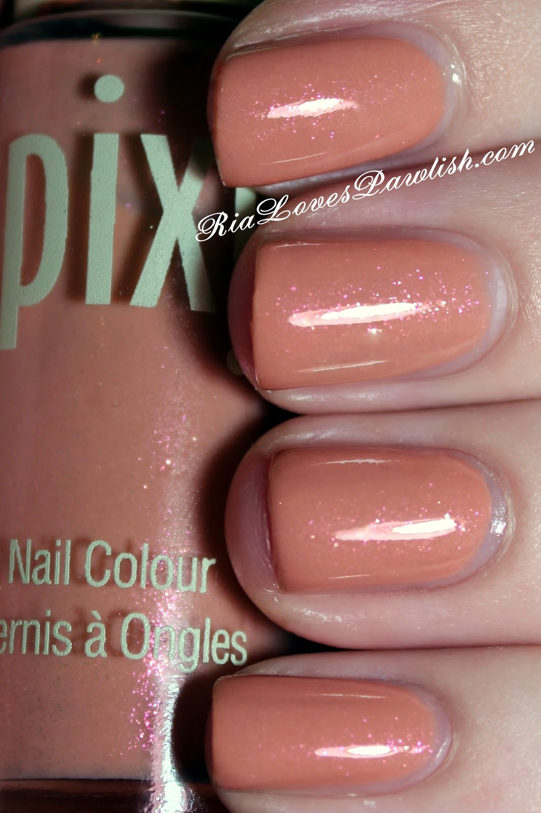 Ria Loves Pawlish: Pixi Color of the Month... Almond Glow