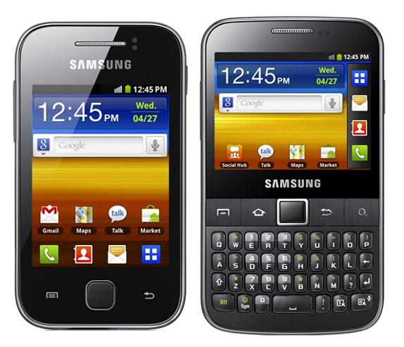 Berikut Daftar Harga Handphone Samsung Oktober 2012 :