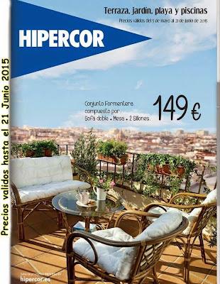 Catalogo Hipercor Verano 2015