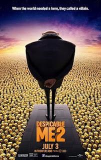 Film Despicable Me 2