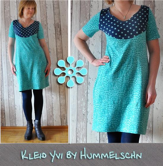 Kleid Yvi by Hummelschn