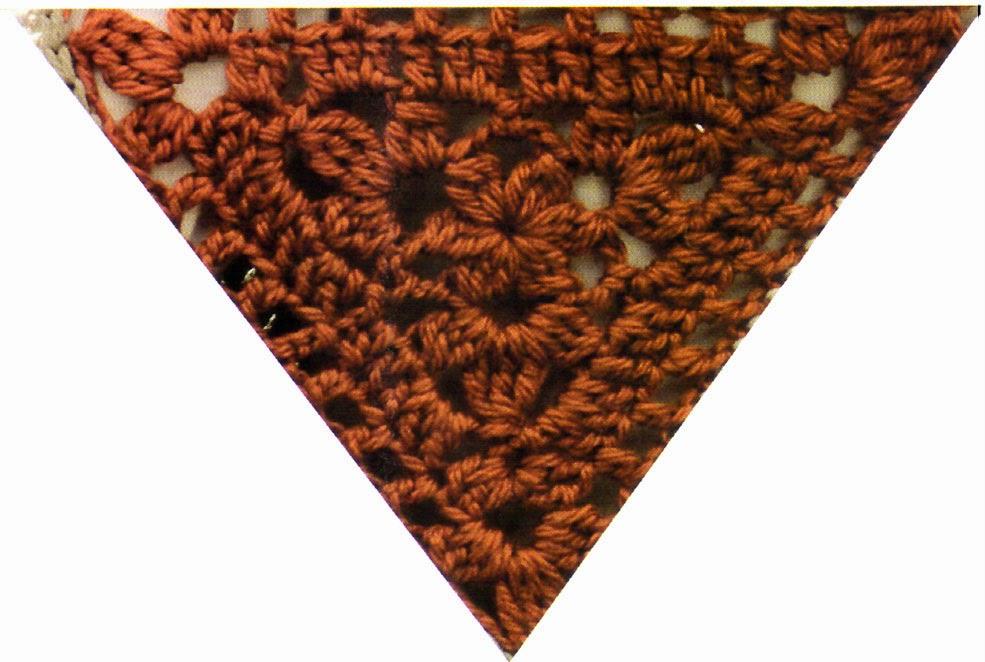muestra del triangulo