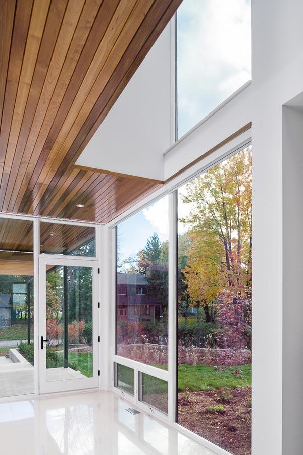 gaya rumah modern kontemporer alami desain rumah modern