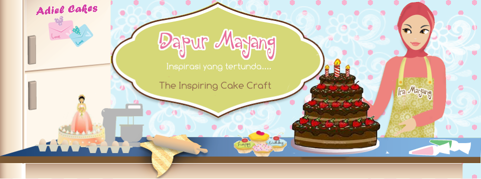 Order Kue Online Adiel Cakes by Dapur Mayang