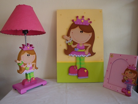 Dekkoart decoracion infantil ni as - Decoracion infantil nina ...