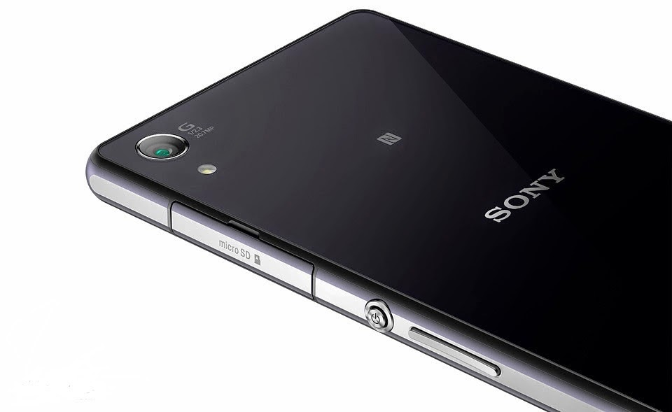 Sony Xperia Z2 features