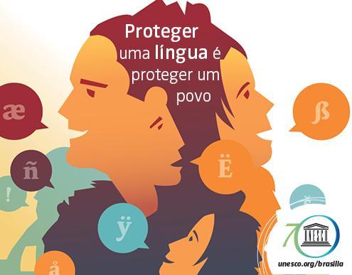 Protexer unha lingua