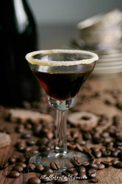 likier, likier kawowo-waniliowy, domowa nalewka, domowe alkohole