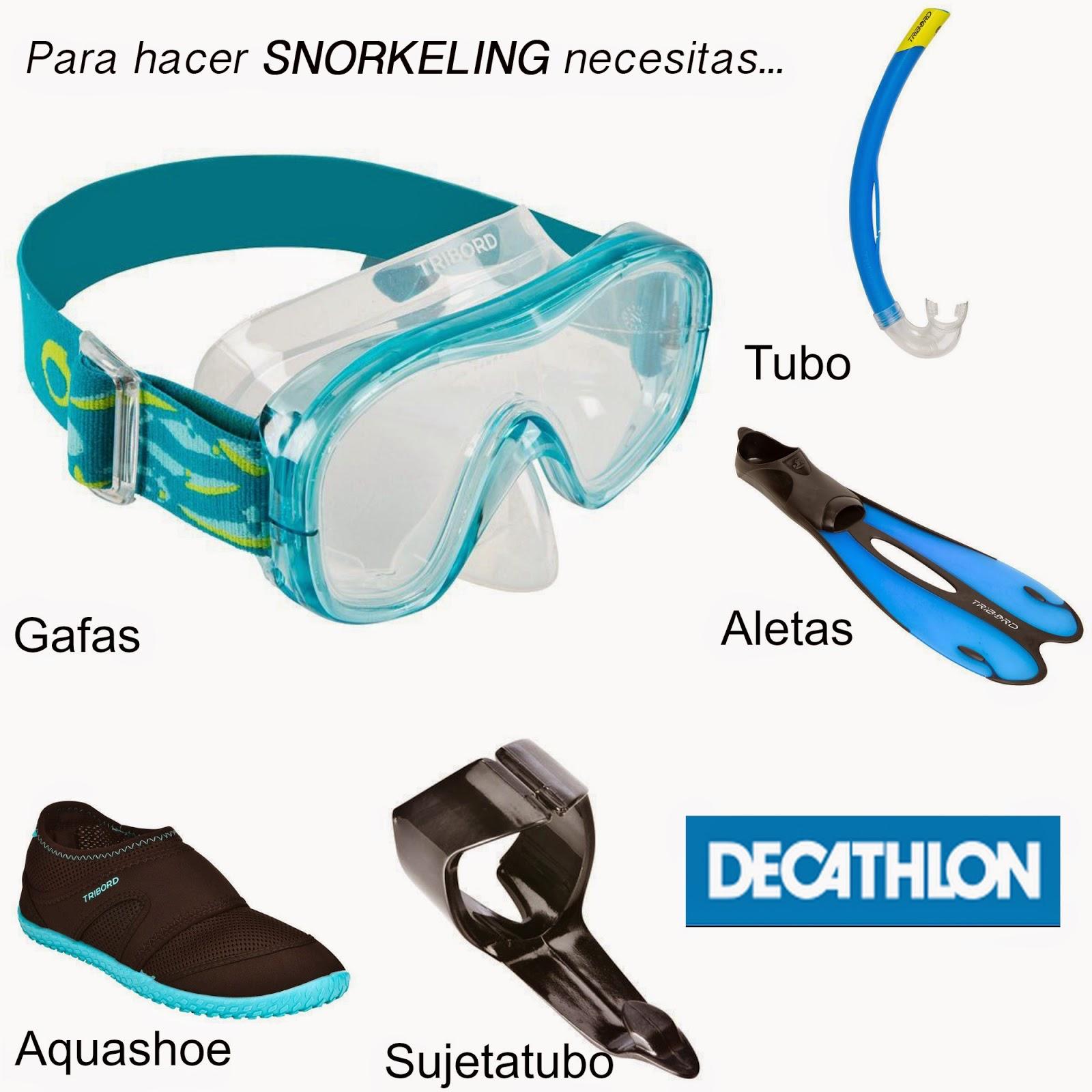 Deportes Snorkel Equipo