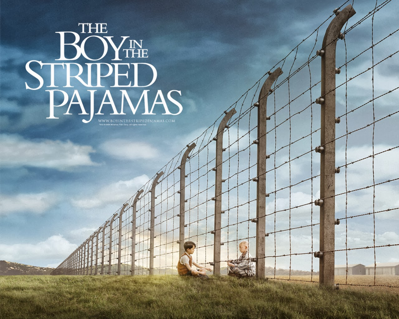 Amazoncom: The Boy In the Striped Pajamas Movie