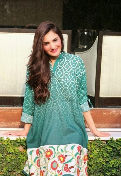 Ayesha Khurram Midsummer Digital Print Collection