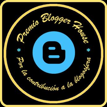 Premio BH Contribución a la Blogósfera Recibido
