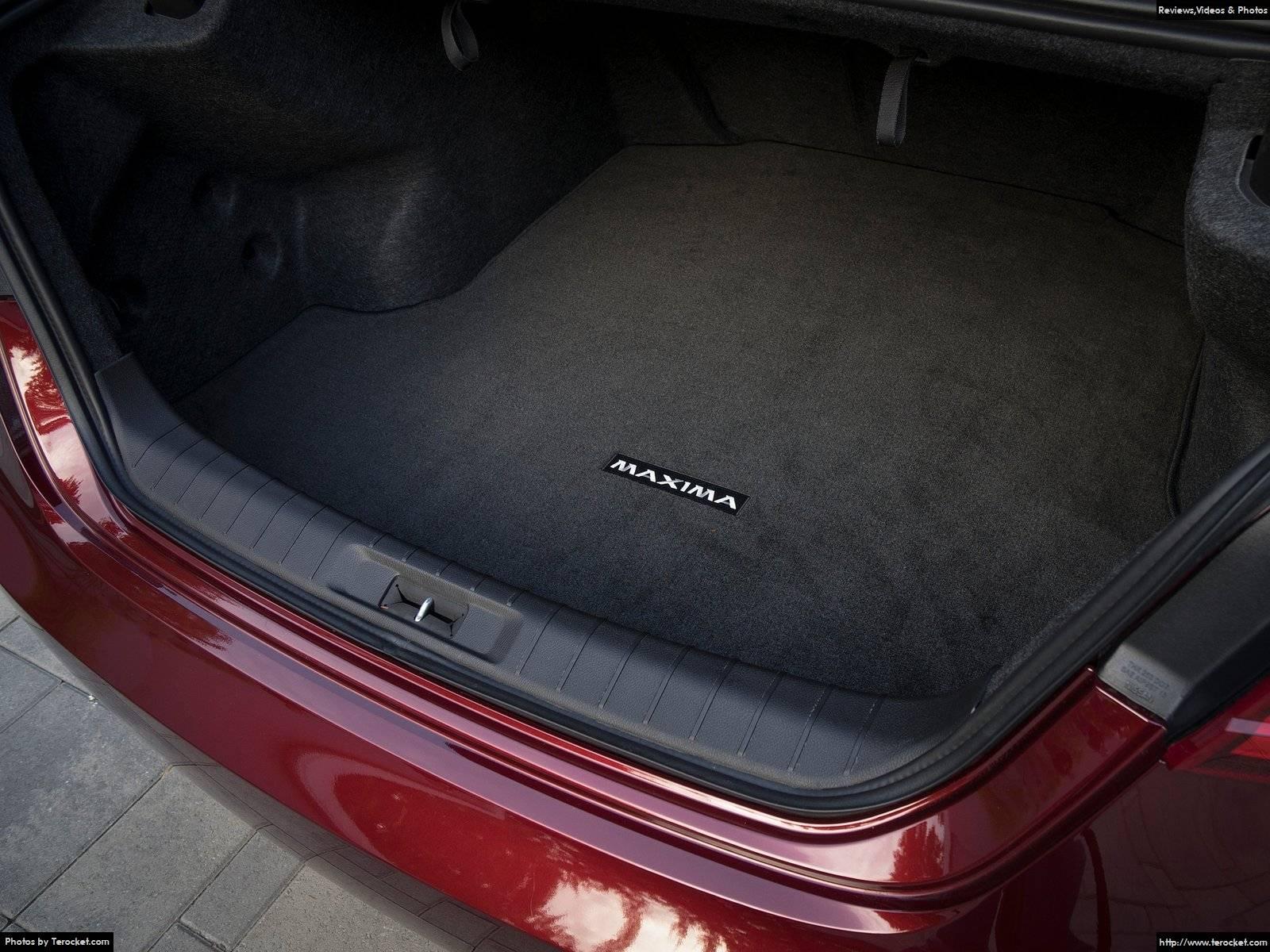 Hình ảnh xe ô tô Nissan Maxima 2016 & nội ngoại thất