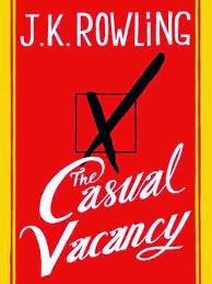 JK Rowling adult