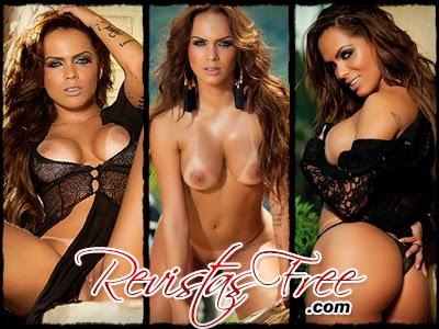 Revista Sexy - Gabi Levinnt - Fotos Digitais - Dezembro 2014