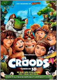 Os Croods (2013) Dublado Torrent
