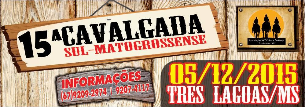 15ª Cavalgda Sul Matogrossense