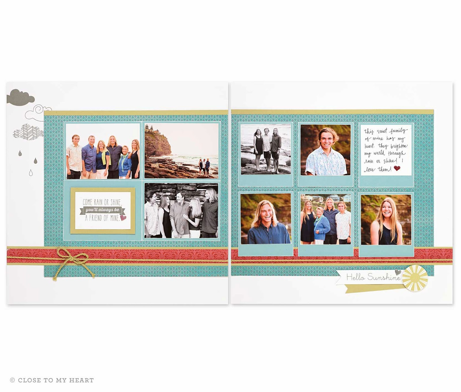 Heartstrings Paper Pack CTMH