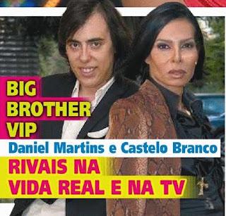 """TVI aposta em polémica e rivalidades no """"Big Brother VIP"""""""