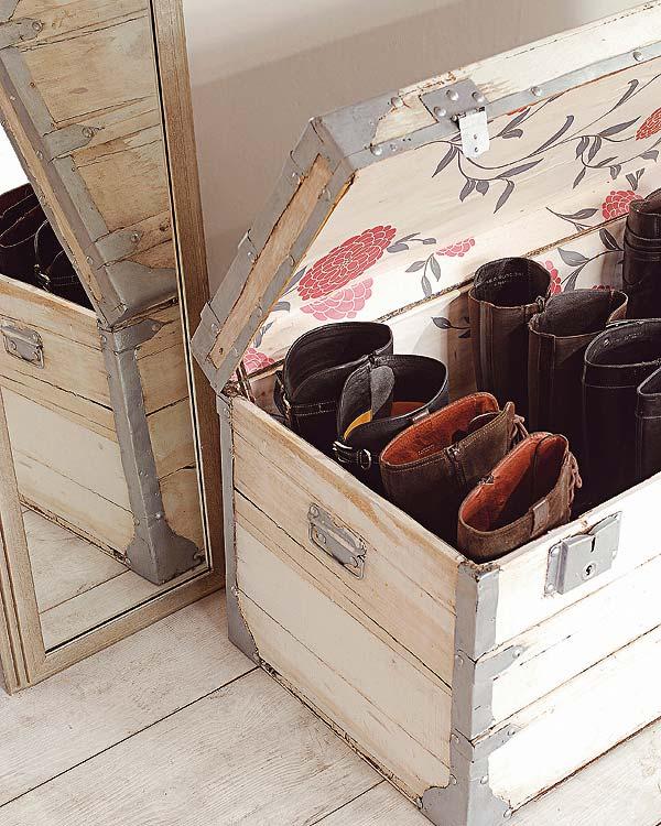 Como guardar los zapatos decorar tu casa es - Como guardar los bolsos ...