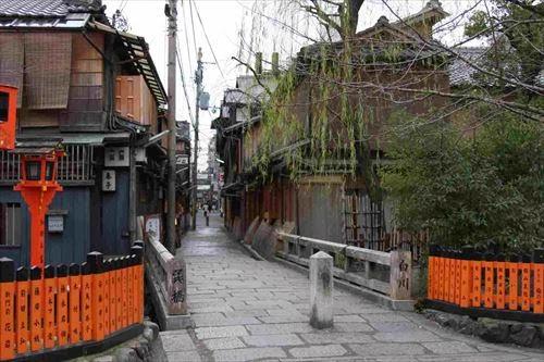 祇園新橋(ぎおんしんばし)