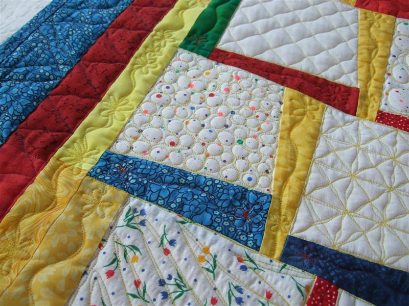 Unusual Quilting Ideas : Crafty Sewing and Quilting: The Denim Block - Blue Patchwork Shorts -