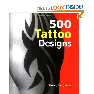 500 Tattoo Design by Henry Ferguson