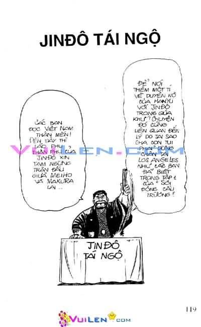Jindodinho - Đường Dẫn Đến Khung Thành III  Tập 4 page 119 Congtruyen24h