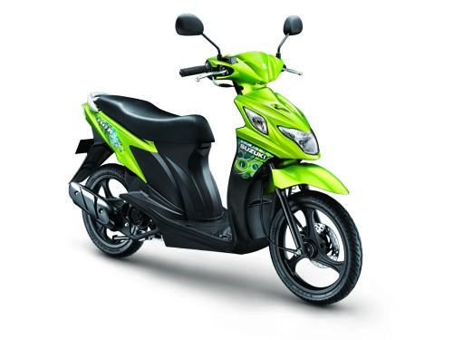 Amazing Motorcycle  Amazing Economical Matic Suzuki Nex