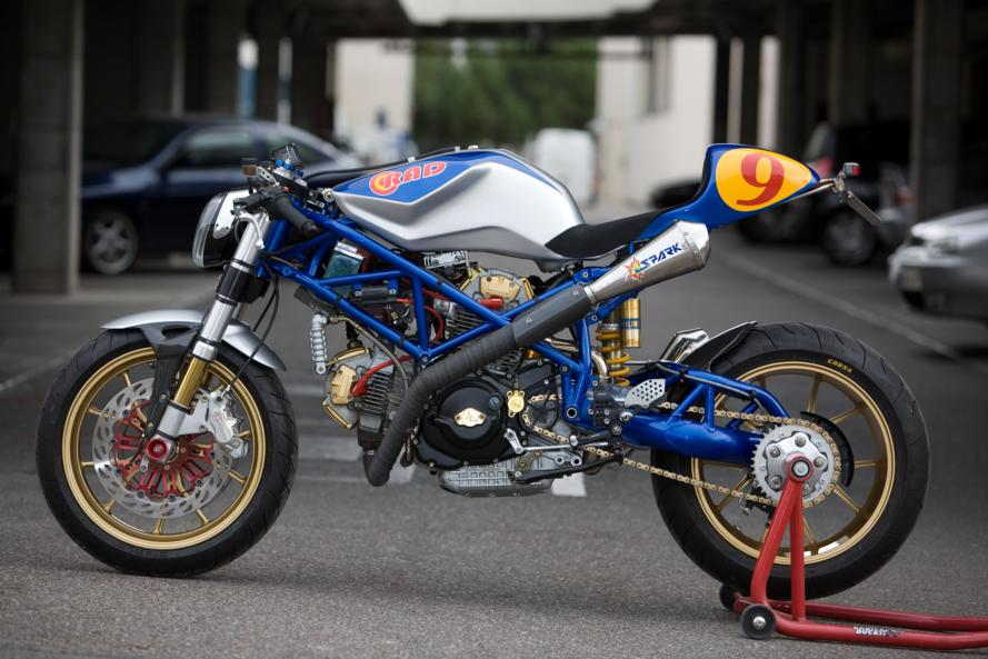 Cafe Racer Motorcycles For Sale Sydney