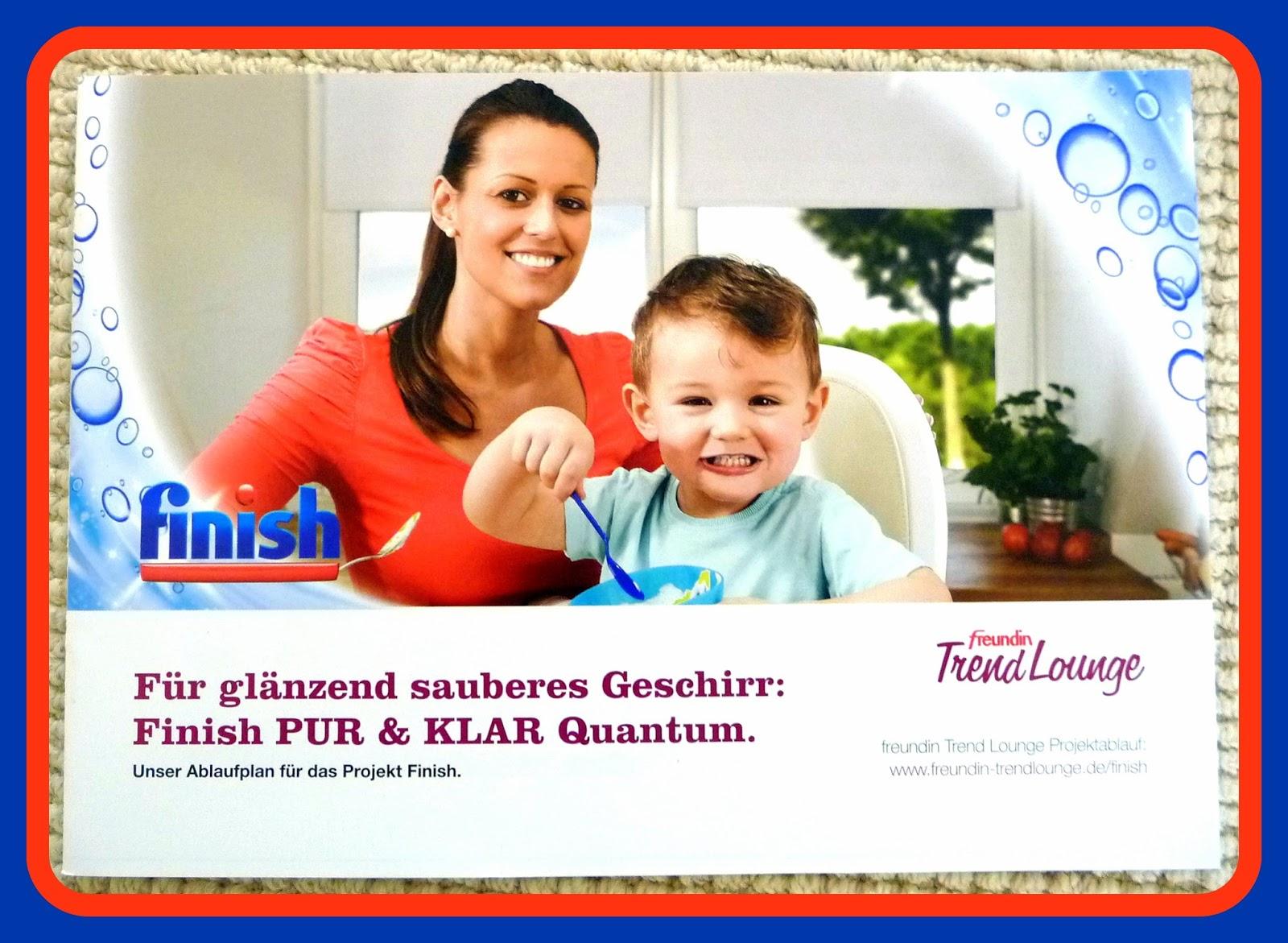 Finish Pur & Klar Quantum