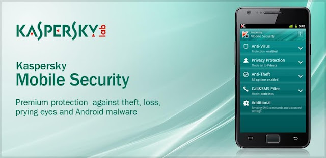 Antivirus Kaspersky Mobile Security 9.10.141 [APK] [Android]