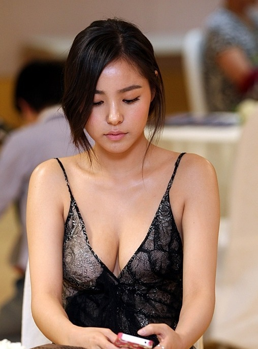 Hot Korean Actress