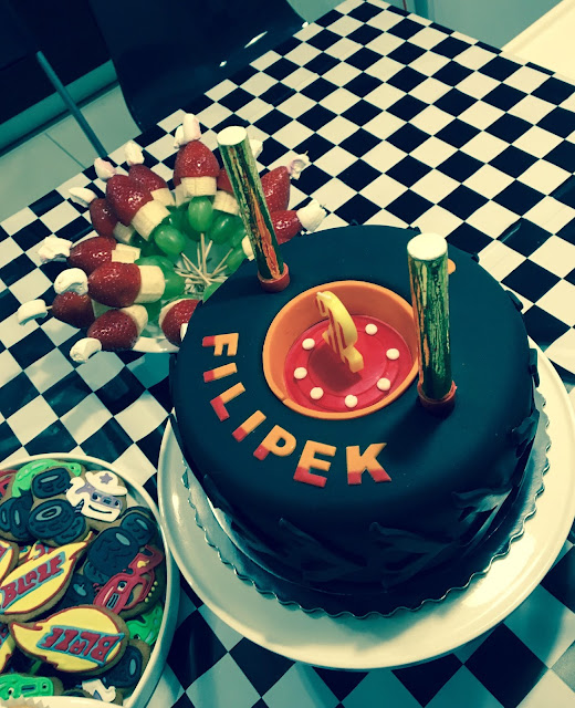 impreza urodzinowa dwulatka