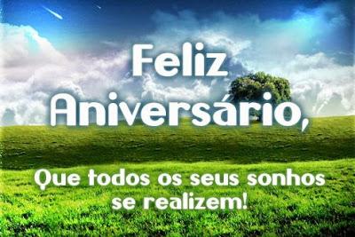 Mensagens de Feliz Aniversario no Facebook