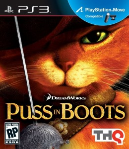 Download Puss in Boots Torrent PS3