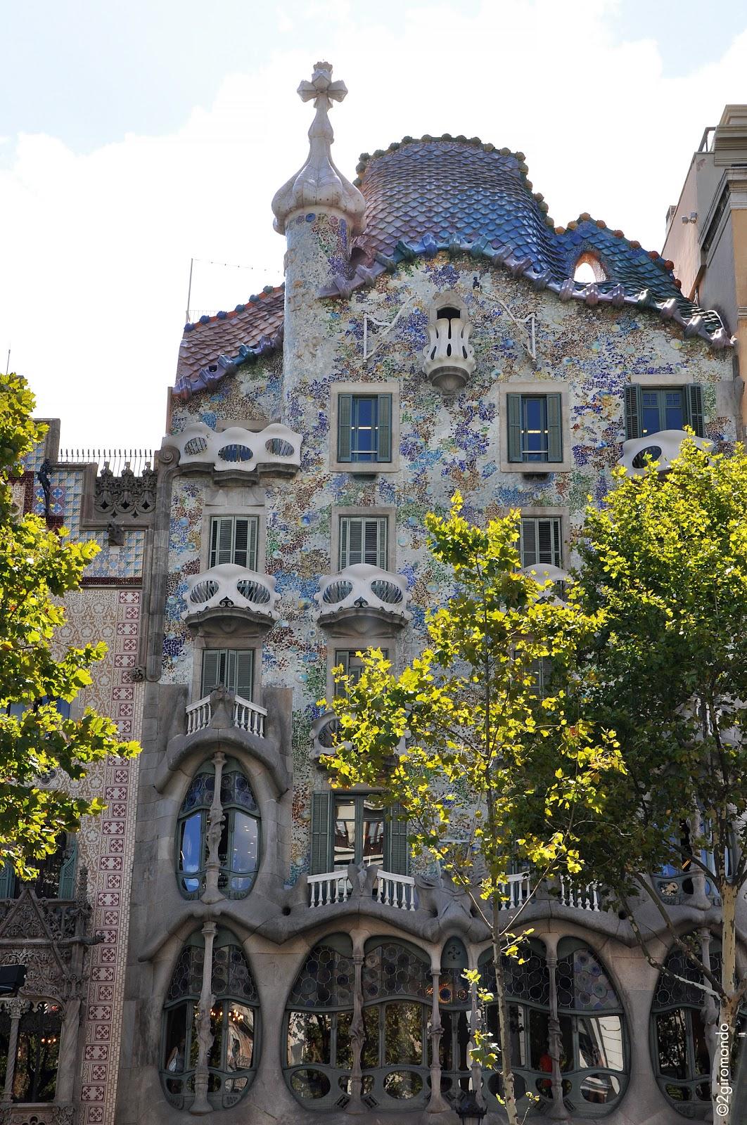 Barcellona, Gaudì