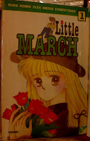 Komik Little March