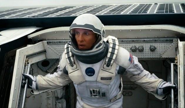 Foto Cooper di Film 'Interstellar'