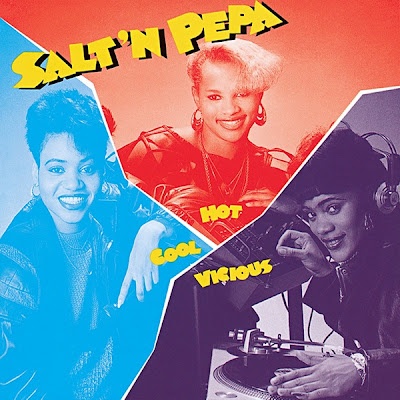 Salt-N-Pepa – Hot, Cool & Vicious (CD) (1986) (FLAC + 320 kbps)