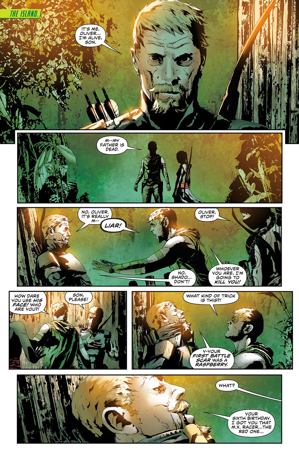 Green Arrow v6 028 (2014) …………………………
