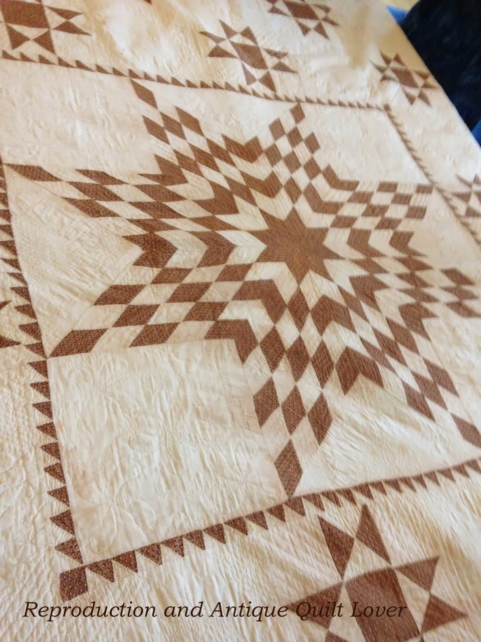 Repro Quilt Lover: Stars Fragmented : repro quilt lover - Adamdwight.com