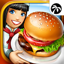 Cooking Fever Icon Logo