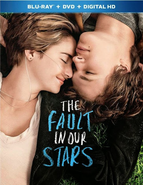 The Fault in Our Stars 2014 BluRay 300mb 480p ESub
