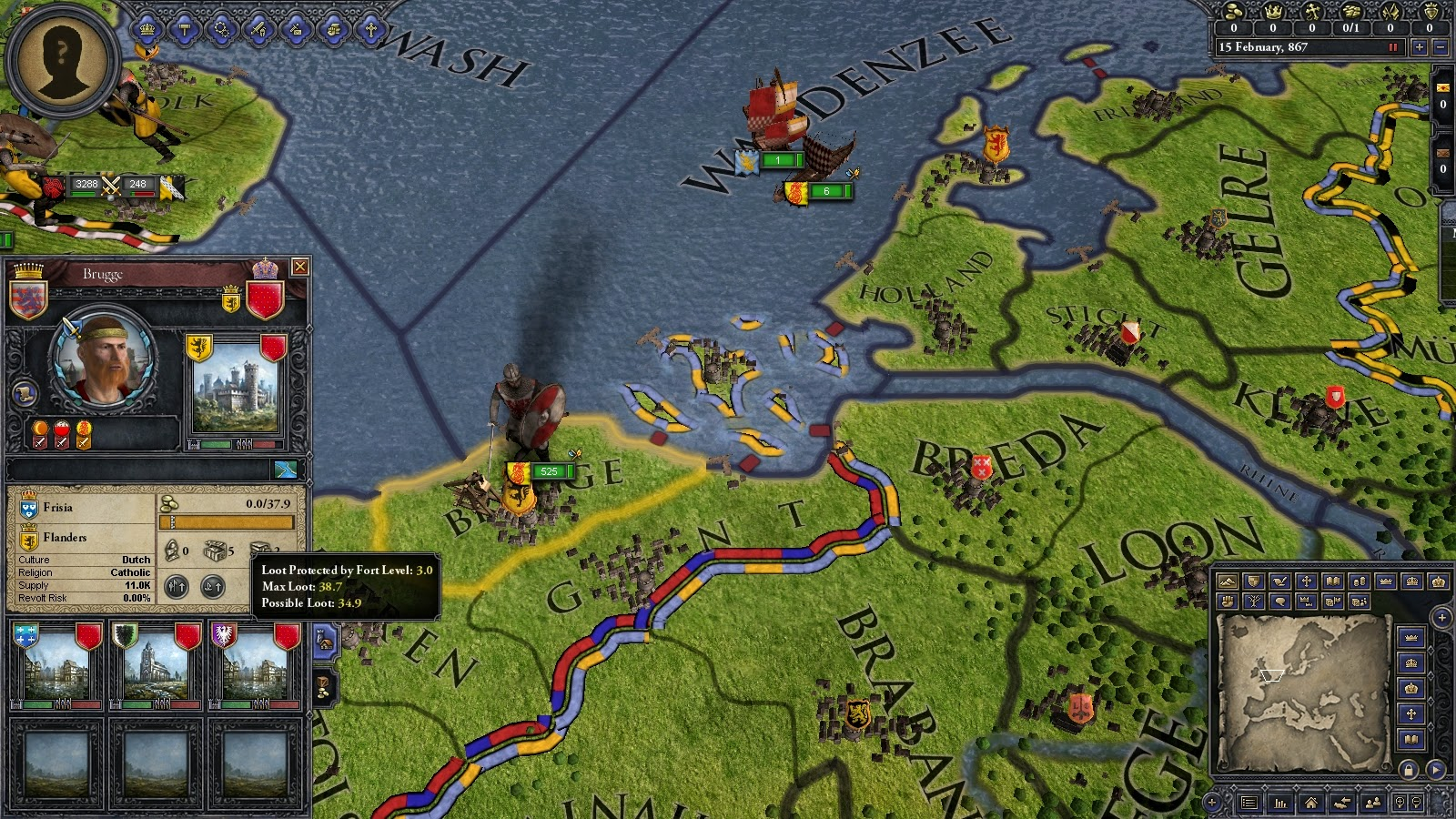 Crusader Kings II Way of Life