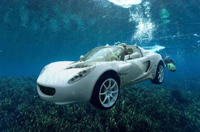 Подводный автомобиль Rinspeed sQuba