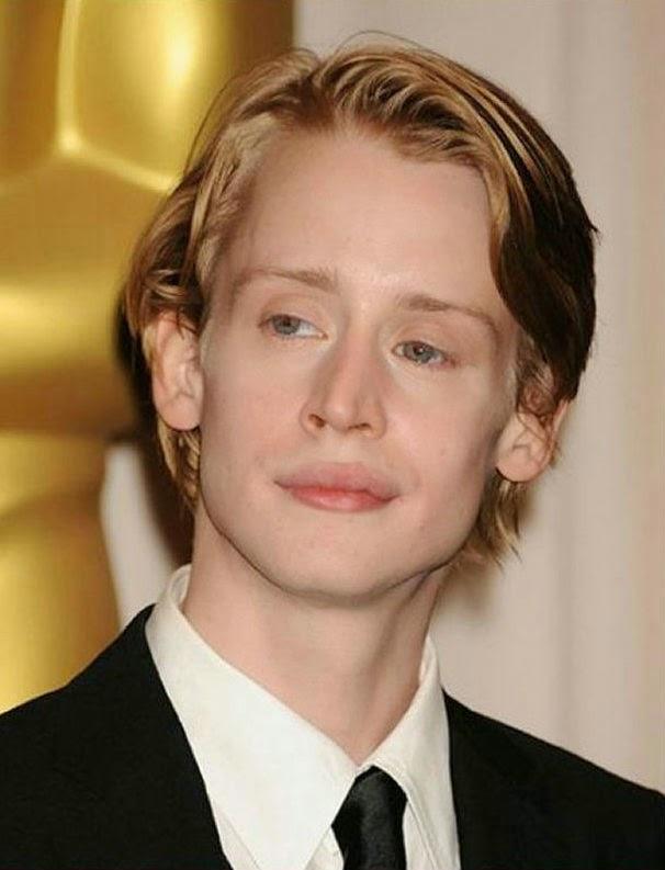 Macaulay-Culkin na juventude