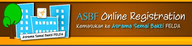 Asrama Semai Bakti FELDA ASBF 2015
